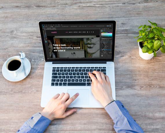 Master Web Design in Affinity Designer